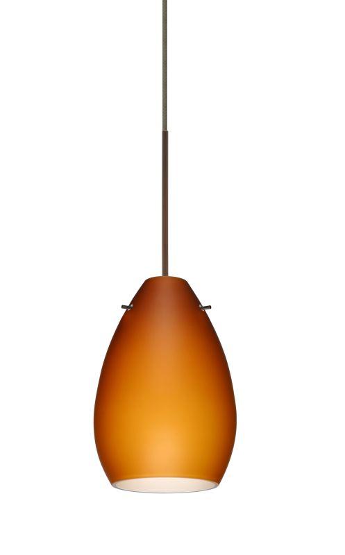 Besa Lighting 1XT-171380-LED Pera 1 Light LED Cord-Hung Mini Pendant