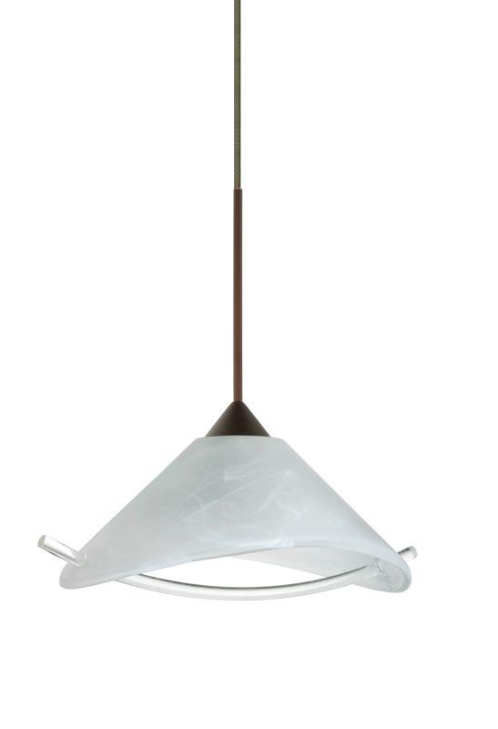 Besa Lighting 1XT-181304 Hoppi 1 Light Halogen Cord-Hung Mini Pendant