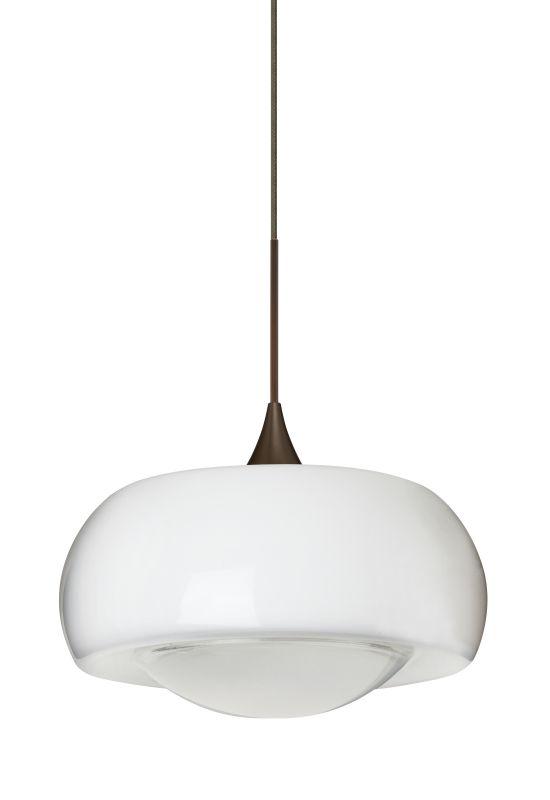 Besa Lighting 1XT-2633FR-LED Focus 1 Light LED Mini Pendant with Frost Sale $423.00 ITEM: bci2272005 ID#:1XT-2633FR-LED-BR UPC: 767893933579 :