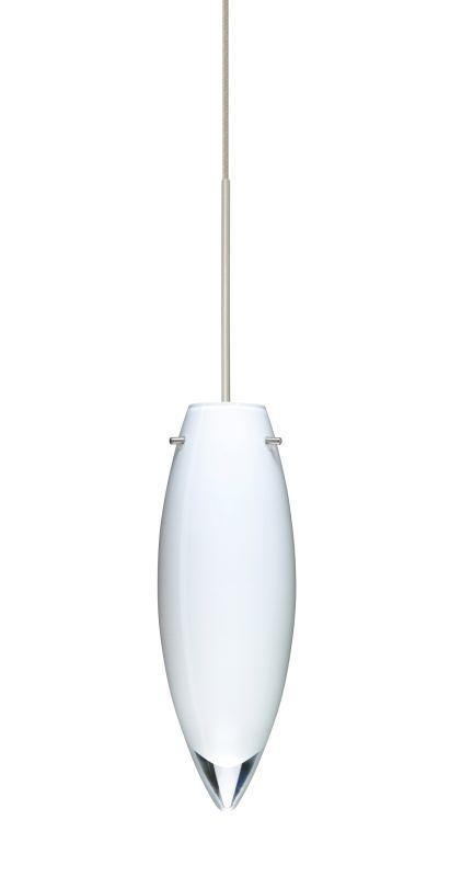 Besa Lighting 1XT-409606-LED Juliette 1 Light LED Cord-Hung Mini