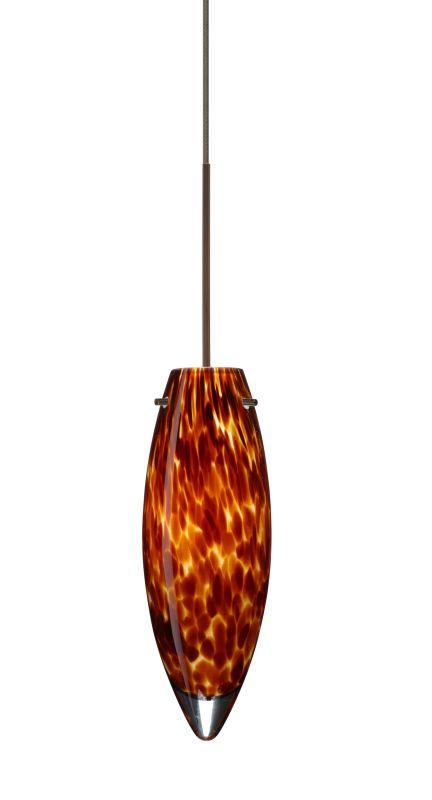 Besa Lighting 1XT-409618-LED Juliette 1 Light LED Cord-Hung Mini
