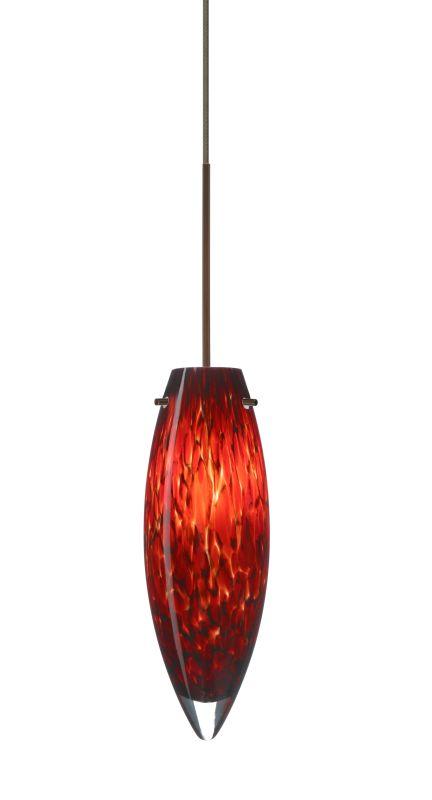 Besa Lighting 1XT-409641-LED Juliette 1 Light LED Cord-Hung Mini