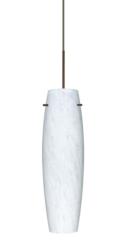 Besa Lighting 1XT-412119-LED Tutu 1 Light LED Cord-Hung Mini Pendant
