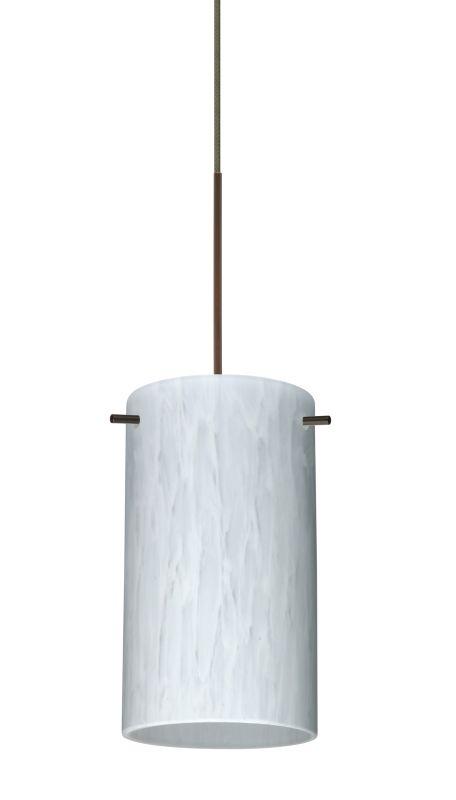 Besa Lighting 1XT-440419 Stilo 1 Light Halogen Cord-Hung Mini Pendant