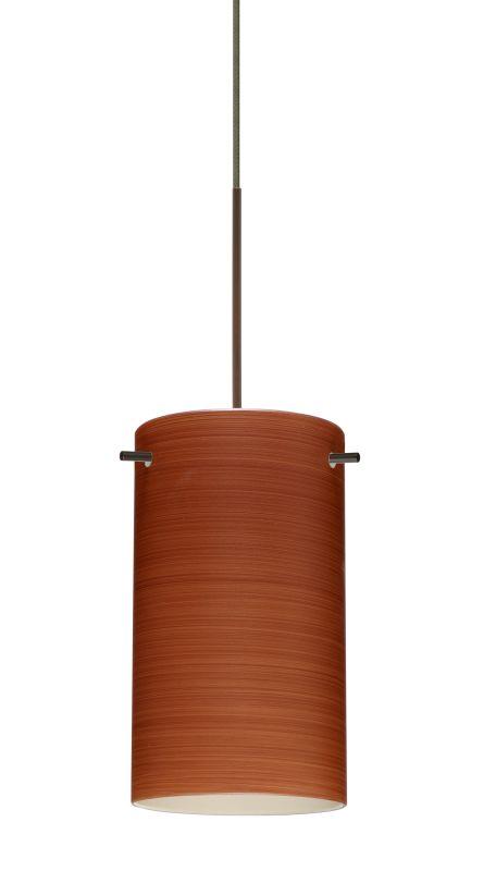 Besa Lighting 1XT-4404CH Stilo 1 Light Halogen Cord-Hung Mini Pendant