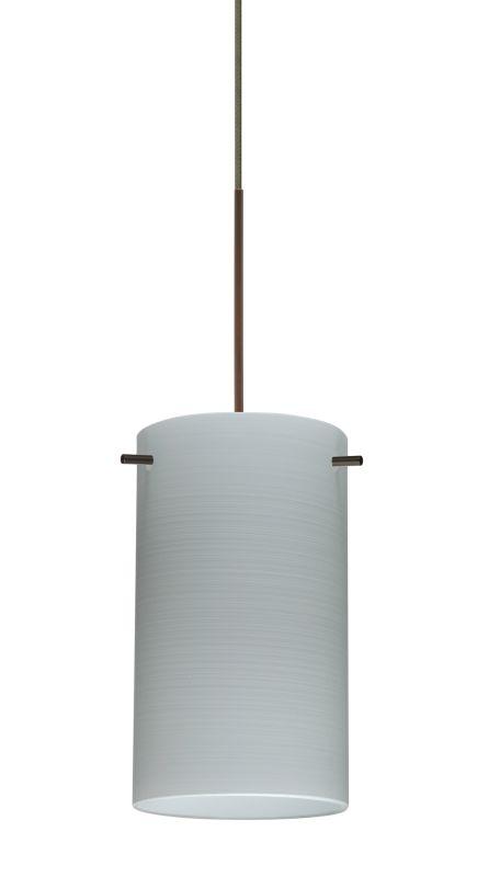 Besa Lighting 1XT-4404KR Stilo 1 Light Halogen Cord-Hung Mini Pendant