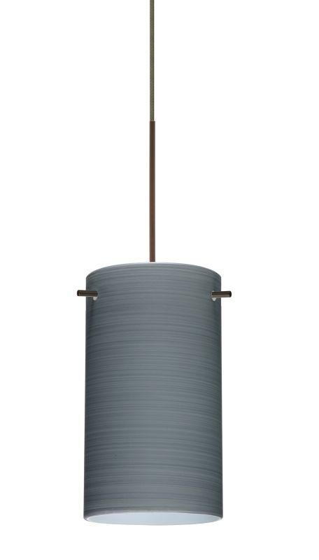 Besa Lighting 1XT-4404TN Stilo 1 Light Halogen Cord-Hung Mini Pendant