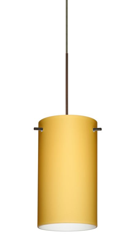 Besa Lighting 1XT-4404VM Stilo 1 Light Halogen Cord-Hung Mini Pendant