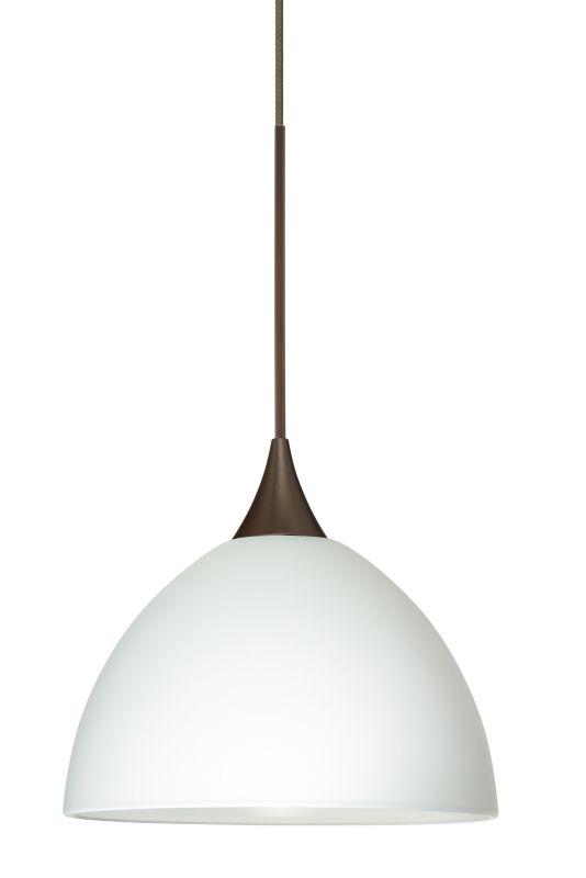 Besa Lighting 1XT-467907 Brella 1 Light Halogen Cord-Hung Mini Pendant