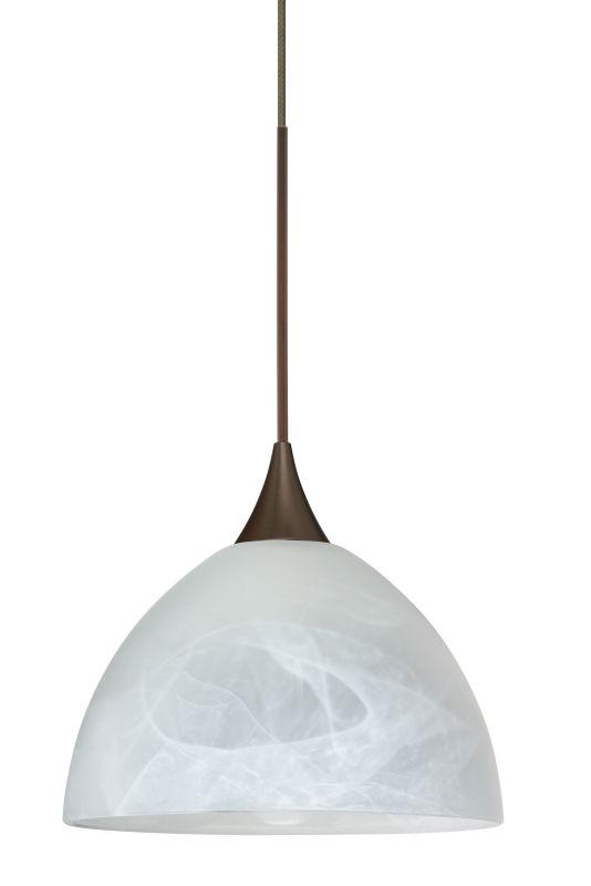 Besa Lighting 1XT-467952 Brella 1 Light Halogen Cord-Hung Mini Pendant