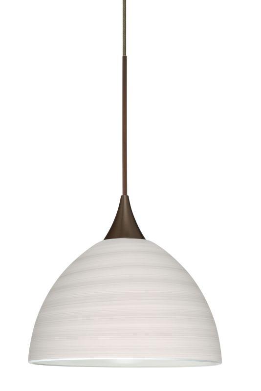 Besa Lighting 1XT-4679KR Brella 1 Light Halogen Cord-Hung Mini Pendant