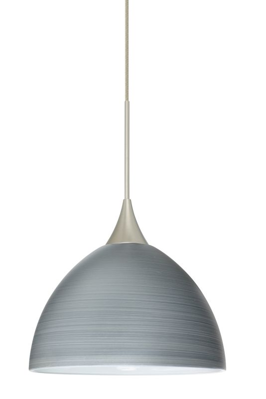 Besa Lighting 1XT-4679TN Brella 1 Light Halogen Cord-Hung Mini Pendant Sale $211.50 ITEM: bci784326 ID#:1XT-4679TN-SN UPC: 767893355661 :