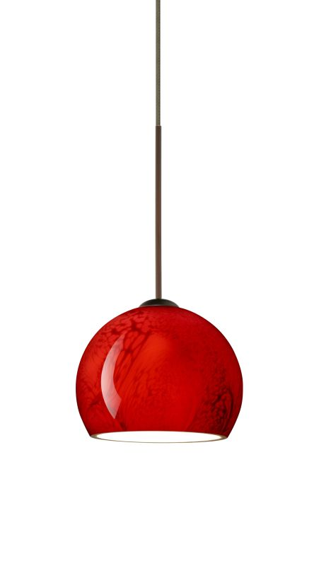 Besa Lighting 1XT-5658MA Palla 1 Light Halogen Cord-Hung Mini Pendant Sale $234.00 ITEM: bci784391 ID#:1XT-5658MA-BR UPC: 767893362652 :
