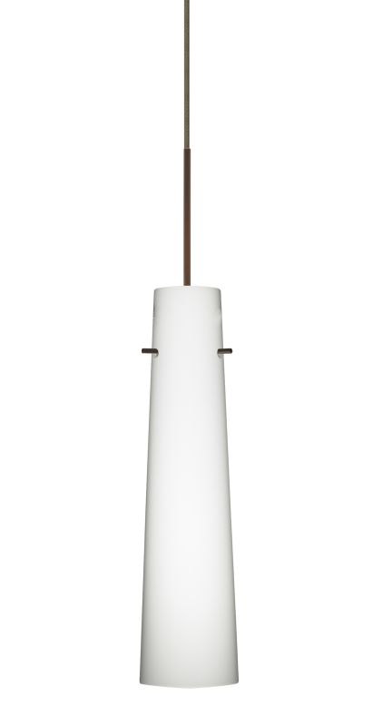 Besa Lighting 1XT-567407-LED Camino 1 Light LED Cord-Hung Mini Pendant