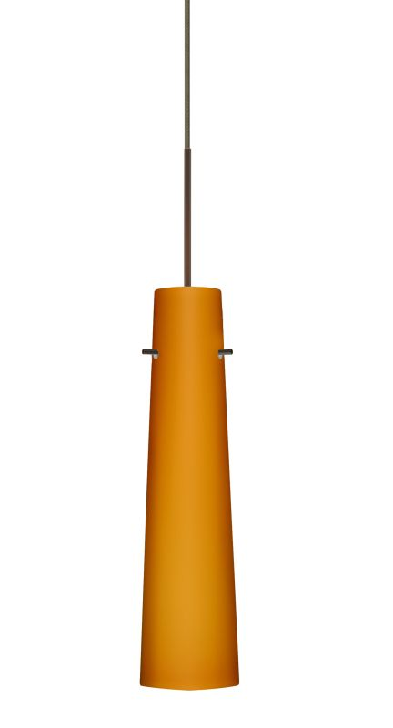 Besa Lighting 1XT-567480-LED Camino 1 Light LED Cord-Hung Mini Pendant