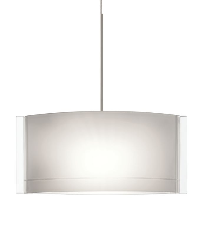 Besa Lighting 1XT-673006 Besa 1 Light Halogen Cord-Hung Mini Pendant