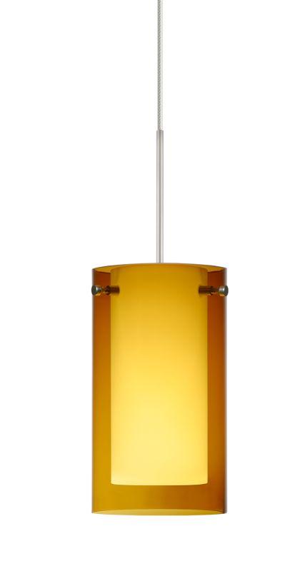 Besa Lighting 1XT-G44007-LED Pahu 1 Light LED Cord-Hung Mini Pendant Sale $418.50 ITEM: bci2395062 ID#:1XT-G44007-LED-SN UPC: 767893367916 :