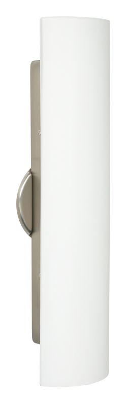 Besa Lighting 272607 Darci 3 Light ADA Compliant Wall Sconce with Opal