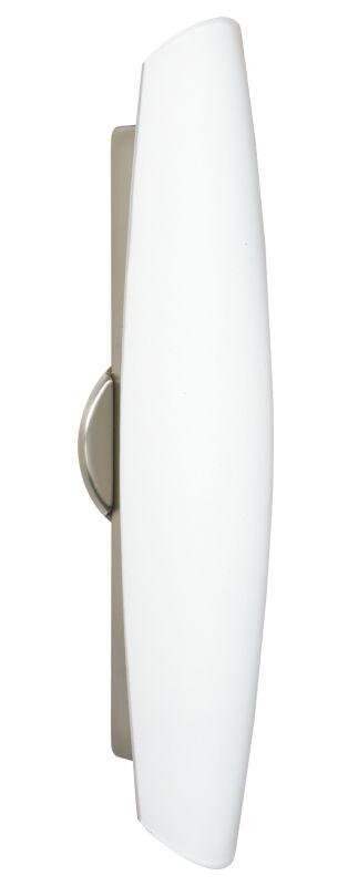 Besa Lighting 272907 Aero 3 Light ADA Compliant Wall Sconce with Opal