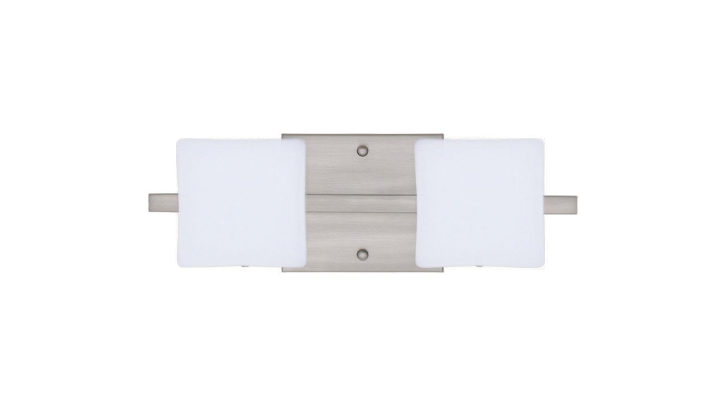 Besa Lighting 2WS-773507 Alex 2 Light ADA Compliant Halogen Bathroom Sale $220.50 ITEM: bci784874 ID#:2WS-773507-SN UPC: 767893430061 :