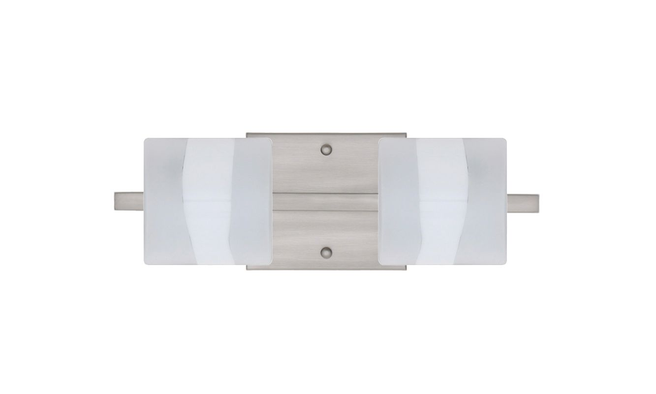 Besa Lighting 2WS-787399 Paolo 2 Light ADA Compliant Halogen Bathroom Sale $220.50 ITEM: bci784898 ID#:2WS-787399-SN UPC: 767893430306 :