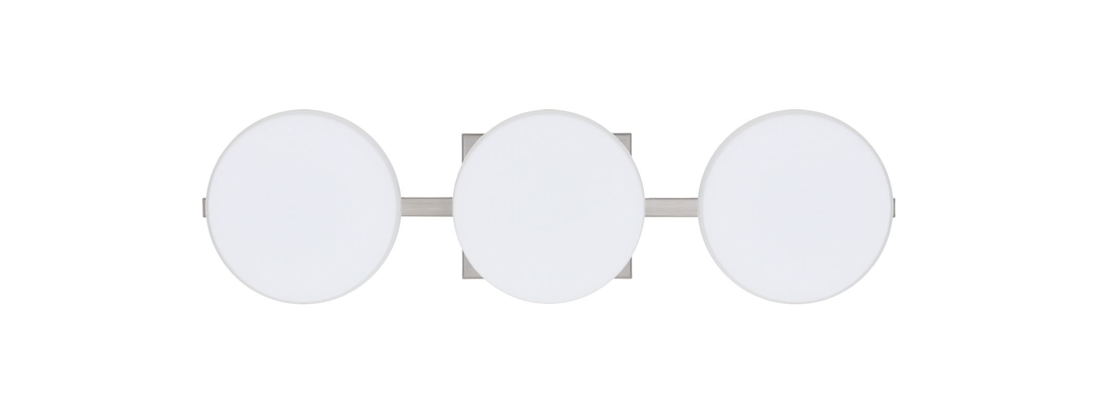 Besa Lighting 3WS-773807 Ciro 3 Light ADA Compliant Halogen Bathroom Sale $351.00 ITEM: bci789529 ID#:3WS-773807-SN UPC: 767893440756 :
