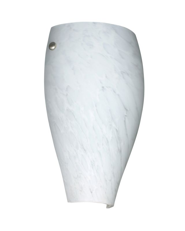 Besa Lighting 704319 Chelsea 1 Light ADA Compliant Wall Sconce with