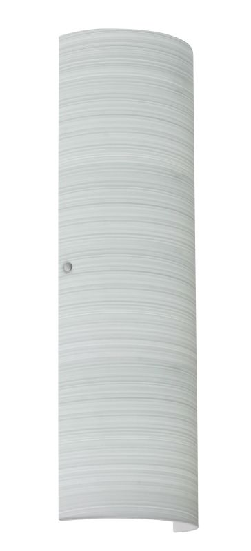 Besa Lighting 8194KR Torre 2 Light ADA Compliant Wall Sconce with