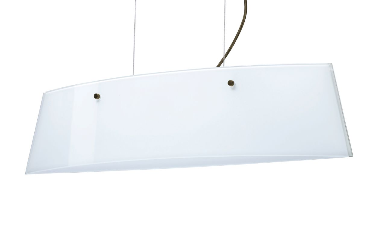 Besa Lighting LS3-445406 Silhouette 3 Light Halogen Island Light with