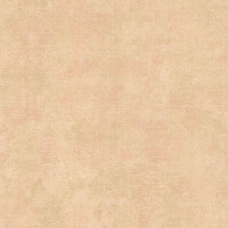 Brewster 2623-001362 Halstead Apricot Rag Texture Wallpaper Apricot