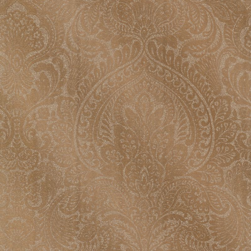 "Brewster 2665-21408-SAM 8""x 10"" Sample of 2665-21408 Copper Damask Sale $2.00 ITEM: bci2753431 ID#:2665-21408-SAM :"