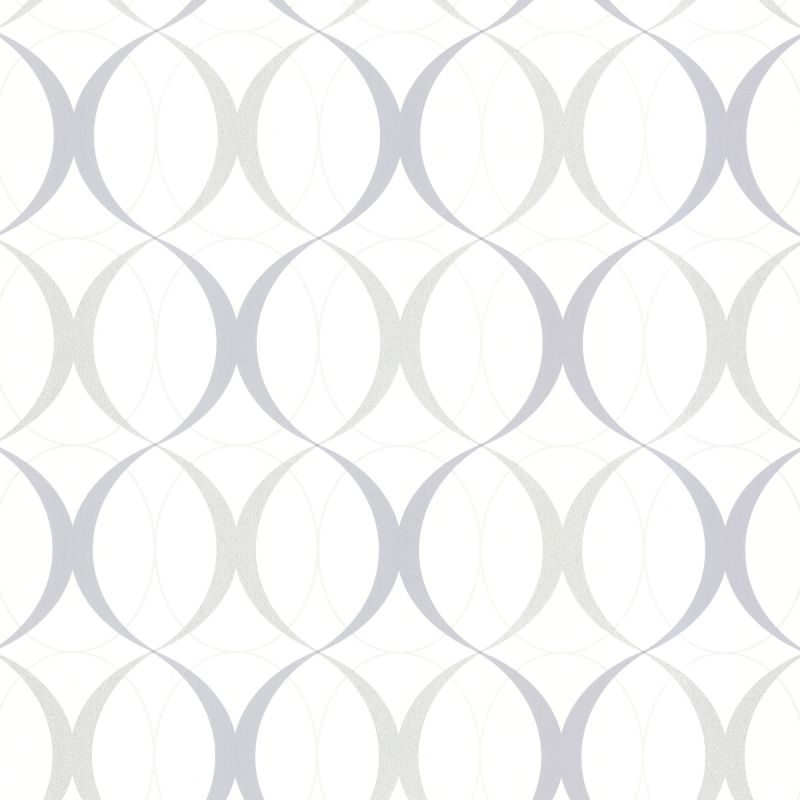 Brewster 347-67352 Rosten Grey Retro Orb Wallpaper Grey Home Decor Sale $71.98 ITEM: bci2516372 ID#:347-67352 UPC: 91212029729 :