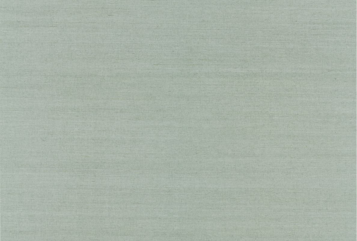 Brewster 63-44516 Isaku Light Green Grasscloth Wallpaper Light Green