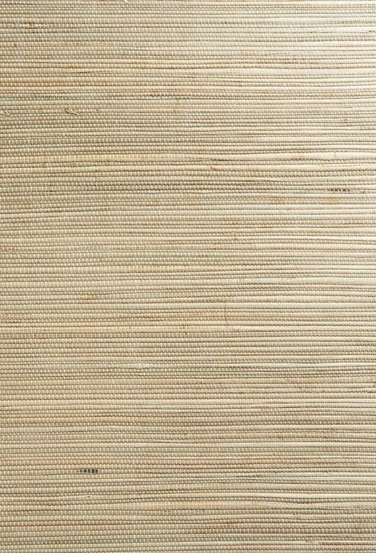 Brewster 63-54709 Wei Taupe Grasscloth Wallpaper Taupe Home Decor