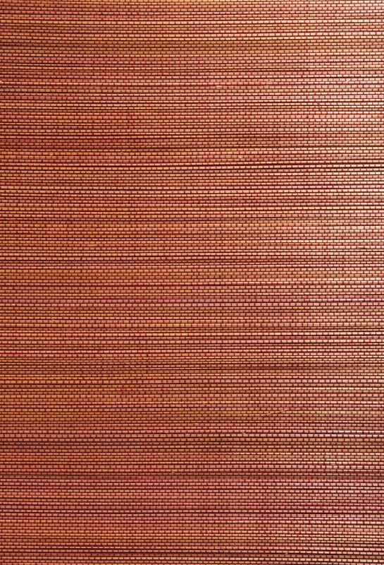 Brewster 63-54717 Yi Jie Tawny Grasscloth Wallpaper Tawny Home Decor
