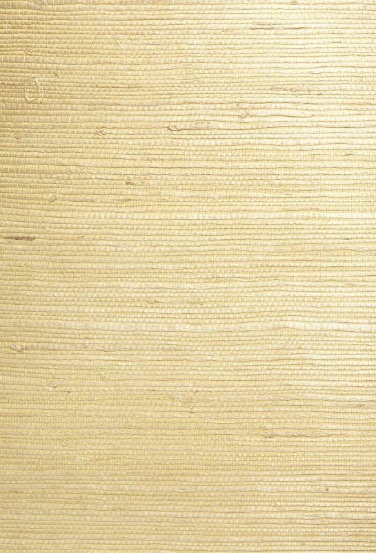 Brewster 63-54764 Shan Light Green Grasscloth Wallpaper Light Green