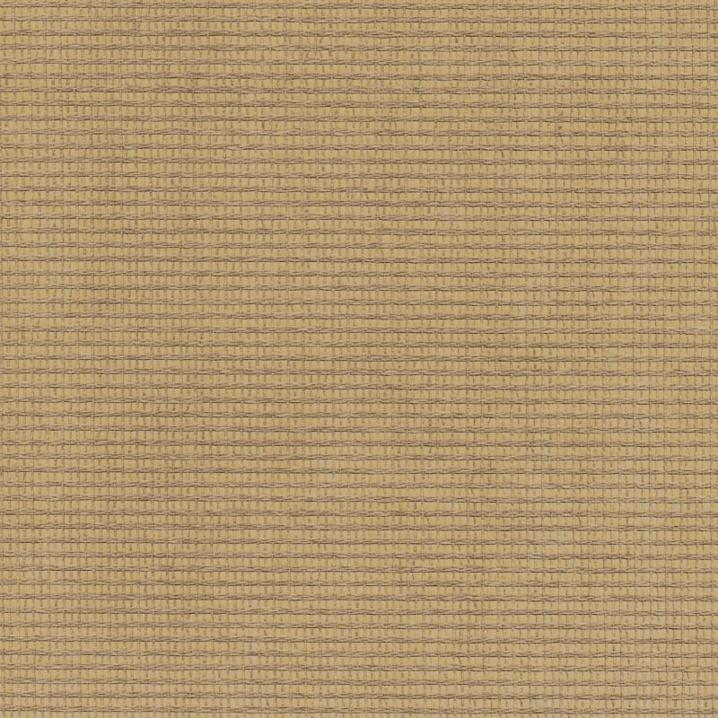 Brewster 63-54785 Fang Yin Light Brown Grasscloth Wallpaper Light