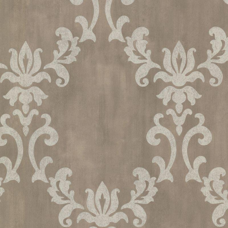 Brewster 672-20072 Renna Pewter Large Scroll Damask Wallpaper Pewter Sale $93.98 ITEM: bci2728087 ID#:672-20072 UPC: 91212095625 :