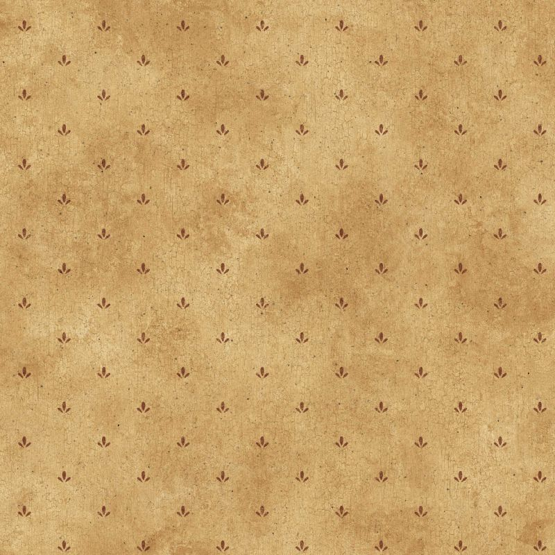 Brewster FFR66414 Yellow Paw Print Wallpaper Yellow Paws Home Decor