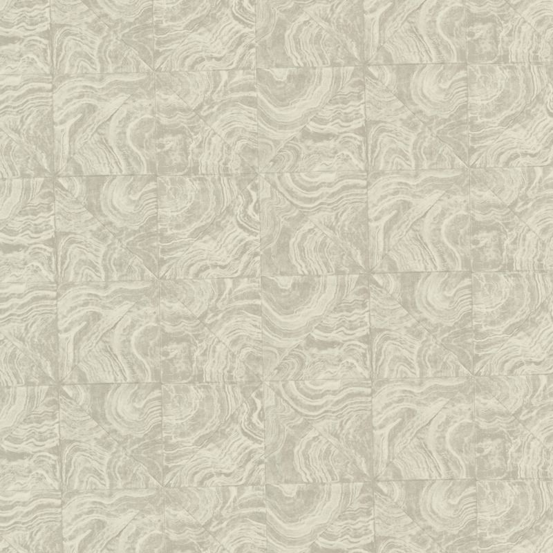 Brewster HZN43105 Malachite Grey Stone Tile Wallpaper Grey Stone Home