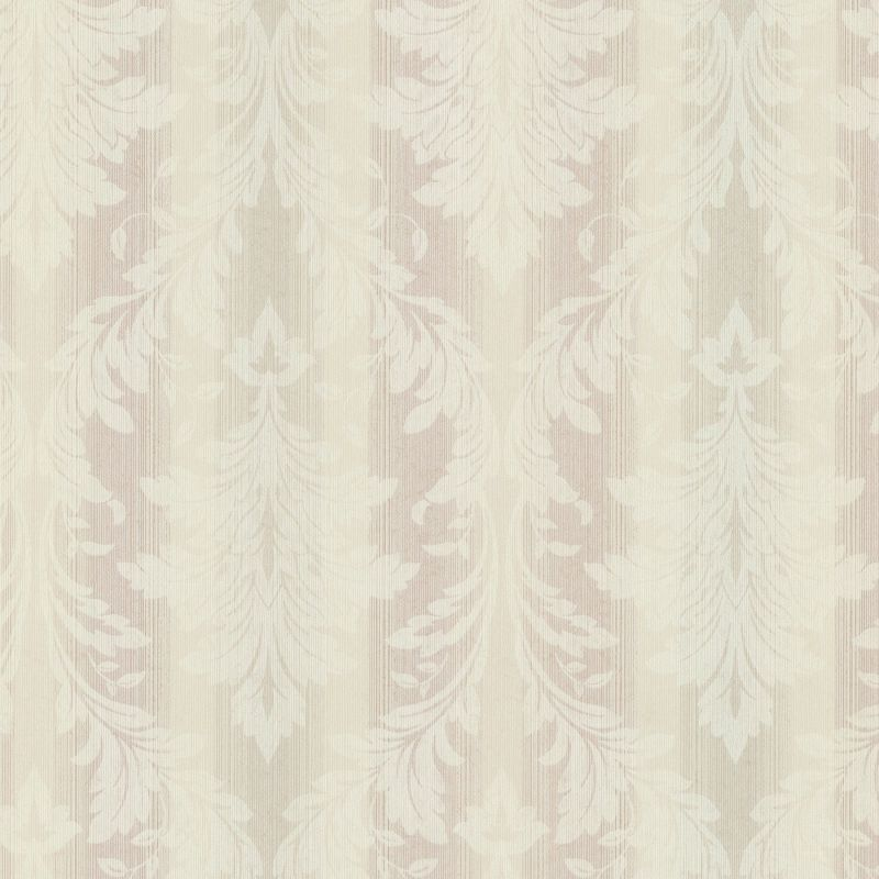 Brewster SRC01781 Rangeley Mauve New Avalon Stripe Wallpaper Mauve New