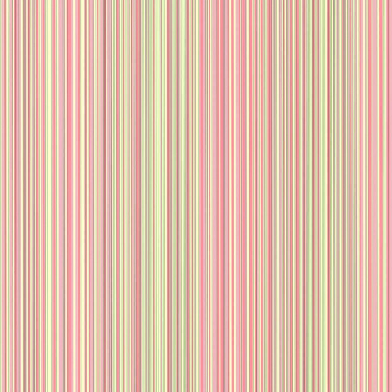 Brewster SRC95572 Wells Pink Candy Stripe Wallpaper Pink Candy Stripe