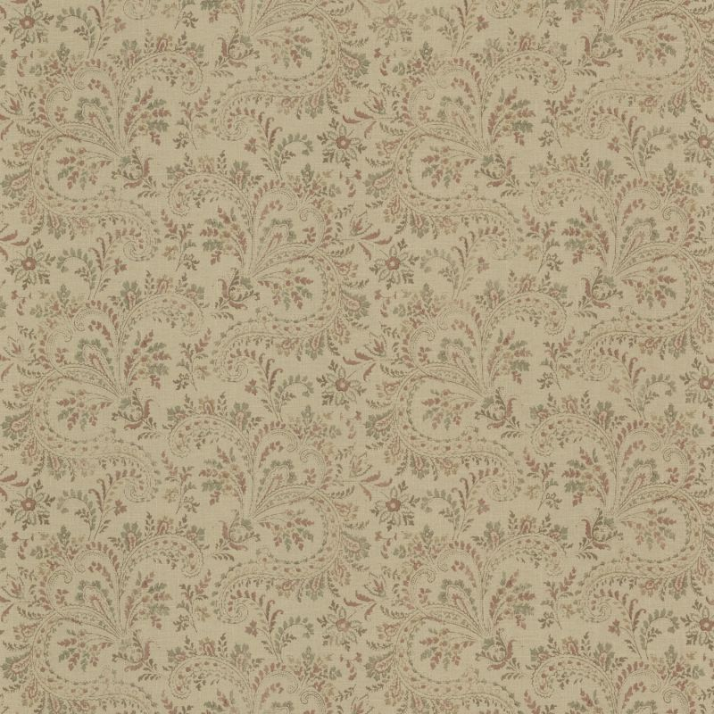 Brewster TLL01382 Sycamore Sage Paisley Wallpaper Sage Paisley Home