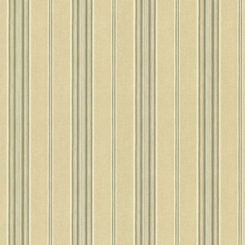 Brewster TLL491022 Thunderbird Green Cabin Stripe Wallpaper Green