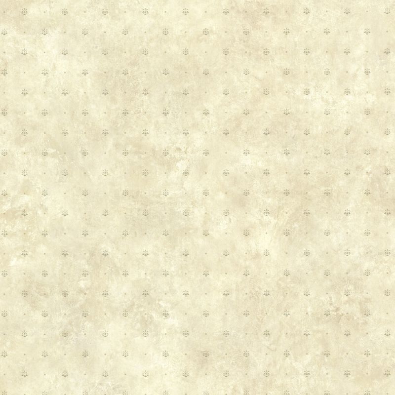 Brewster TLL49478 Kerr Olive Pinecone Ditzy Wallpaper Olive Pinecone
