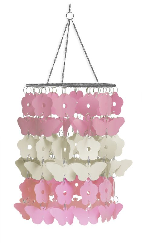 Brewster WPC0022 Butterfly Chandelier Home Decor Wall Decals