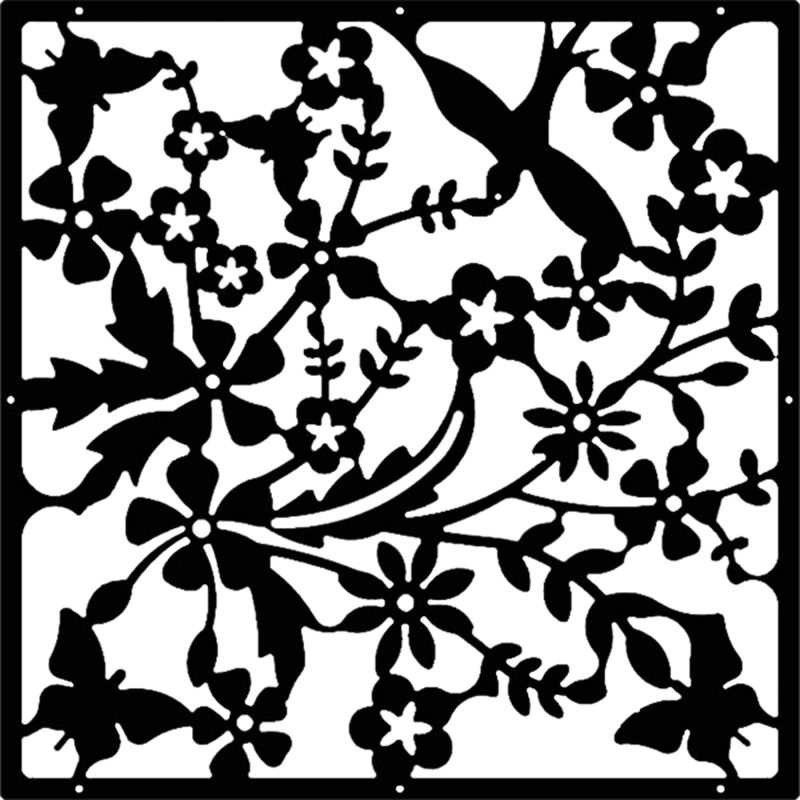 Brewster WPP96857 Sanctuary Room Panels Home Decor Wall Decals