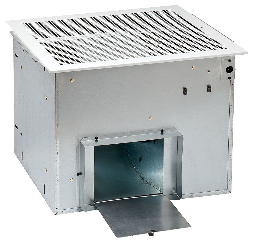 Broan L1500 1526 CFM 8.4 Sone Ceiling or Wall Mounted Ventilator White Sale $519.00 ITEM: bci417642 ID#:L1500 UPC: 26715124589 :