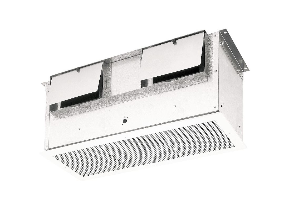 Broan L2000L 1803 CFM 10.1 Sone Ceiling or Wall Mounted Ventilator