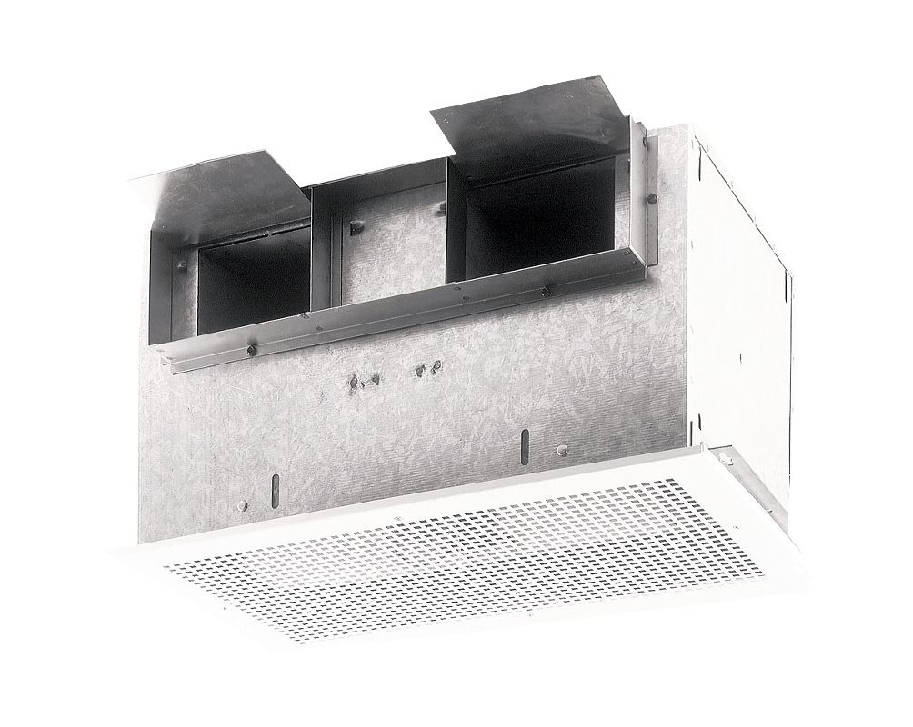 Broan L400 442 CFM 2.6 Sone Ceiling or Wall Mounted Ventilator White